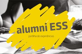 Alumni ESS // Partilha de Experiências