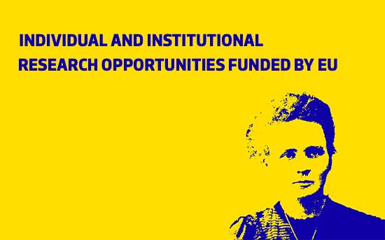 Candidatura a Bolsas de Investigação Marie Curie