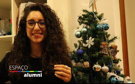 Espaço Alumni | Sara Moura
