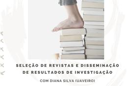 FORMAÇÃO PEDAGÓGICA // Seleção de revistas e disseminação de resultados de investigação