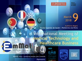 I Meeting International of Medical Technology and Healthcare Business