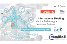 II International Meeting // Medical Technology and Healthcare Business