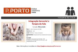 Integração Sensorial e Terapia da Fala