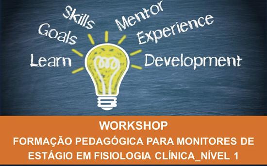 Monitores de estágio de Fisiologia Clínica em formação pedagógica na ESS | P. PORTO