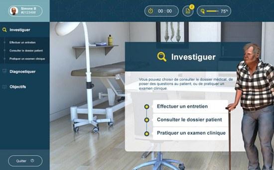 PETRHA : Um serious game europeu para treinar estudantes em fisioterapia