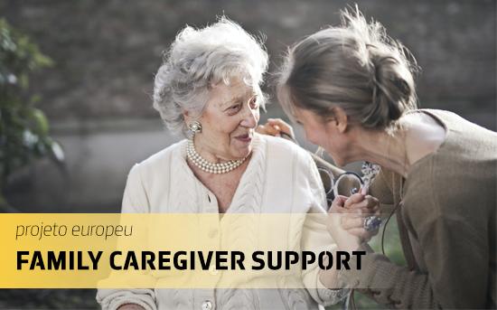 Projeto Europeu Family Caregiver Support