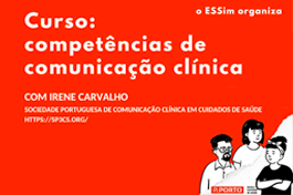 WORKSHOP // Competências de Comunicação Clínica