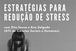 WORKSHOP // Estratégias para Redução de Stress