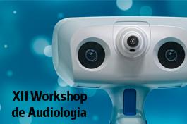 XII Workshop de Audiologia